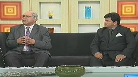 Hasb e Haal (Azizi As Najam Sethi) – 28th June 2014