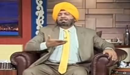 Hasb e Haal (Azizi as Navjot Singh Sidhu) - 27th April 2019