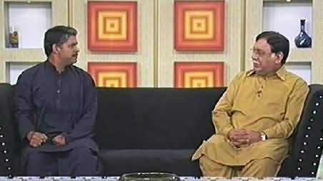 Hasb e Haal (Azizi As Pervez Rasheed) – 22nd August 2014