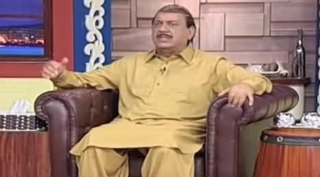 Hasb e Haal (Azizi As Raja Riaz) - 5th August 2021