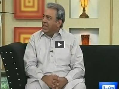 Hasb e Haal (Azizi As Shah Mehmood Qureshi) – 11th September 2014