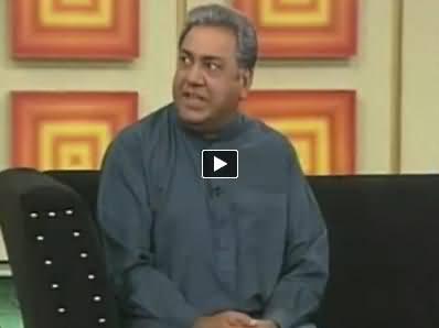 Hasb e Haal (Azizi As Shah Mehmood Qureshi) – 21st August 2014