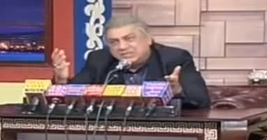 Hasb e Haal (Azizi as Shah Mehmood Qureshi) - 26th December 2020