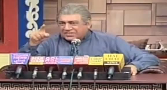 Hasb e Haal (Azizi as Shah Mehmood Qureshi) - 27th July 2019