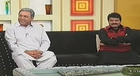 Hasb e Haal (Azizi As Shah Mehmood Qureshi) – 7th November 2014