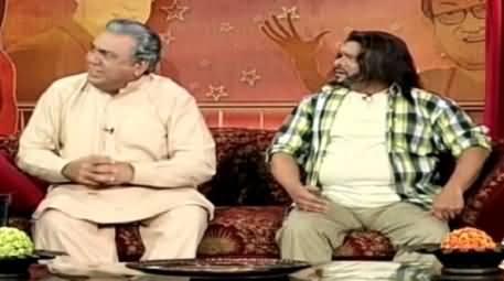 Hasb e Haal (Azizi As Shah Mehmood Qureshi & DJ Butt) – 9th July 2015