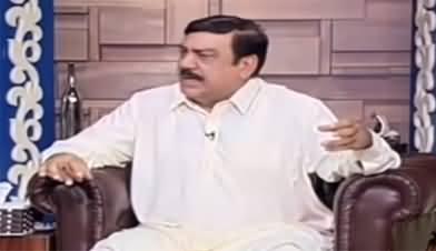 Hasb e Haal (Azizi as Sheikh Rasheed) - 15th August 2020
