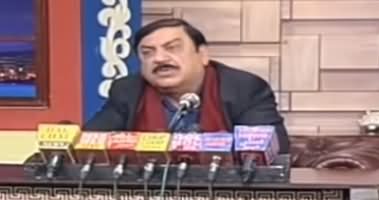 Hasb e Haal (Azizi as Sheikh Rasheed) - 28th November 2020