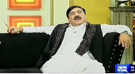 Hasb e Haal (Azizi As Sheikh Rasheed Ahmad) – 20th November 2014