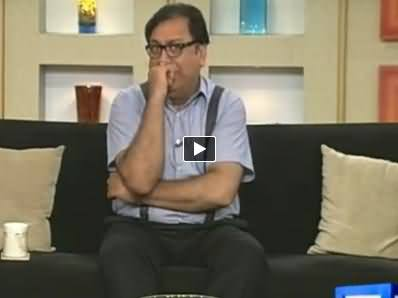Hasb e Haal (Azizi As Thanedar) – 29th June 2014