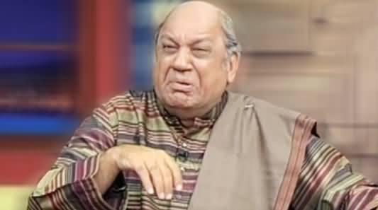 Hasb e Haal (Azizi as Ustaad Sureelay Khan) - 20th March 2021