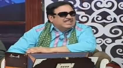 Hasb e Haal (Azizi as Ustad Sureelay Khan) - 12th May 2019