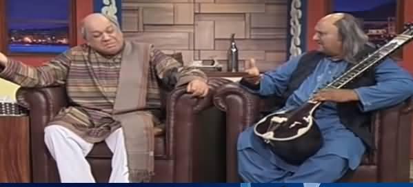 Hasb e Haal (Azizi as Ustad Sureelay Khan) - 17th May 2019