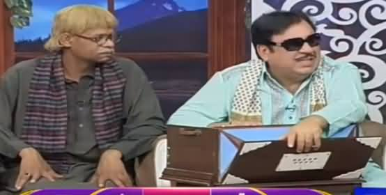 Hasb e Haal (Azizi as Ustad Sureelay Khan) - 1st June 2019