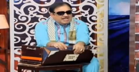 Hasb e Haal (Azizi as Ustad Sureelay Khan) - 1st November 2020