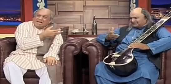 Hasb e Haal (Azizi as Ustad Sureelay Khan) - 28th July 2019