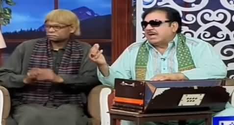 Hasb e Haal (Azizi as Ustad Sureelay Khan) - 2nd May 2019