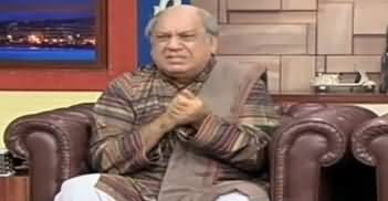 Hasb e Haal (Azizi as Ustad Sureelay Khan) - 31st October 2019
