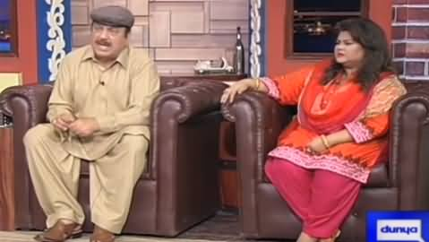 Hasb e Haal (Azizi with Family) - 21st March 2021