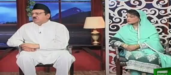 Hasb e Haal (Comedy Show) - 12th August 2021
