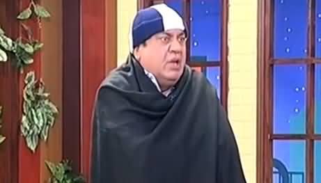 Hasb e Haal (Comedy Show) - 14th January 2017