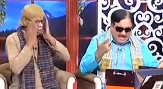 Hasb e Haal (Comedy Show) - 14th May 2017