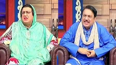Hasb e Haal (Comedy Show) - 18th May 2017