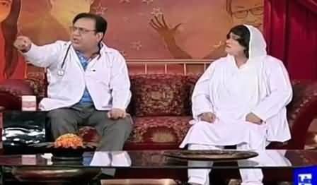 Hasb e Haal (Comedy Show) – 18th September 2015