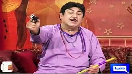 Hasb e Haal (Comedy Show) – 24th September 2015