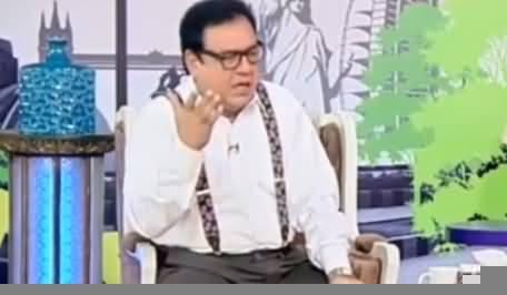 Hasb e Haal (Comedy Show) - 26th January 2017