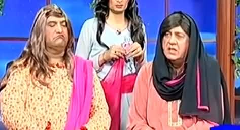 Hasb e Haal (Comedy Show) - 27th April 2017