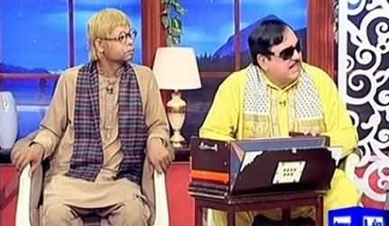 Hasb e Haal (Comedy Show) - 27th May 2017