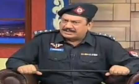 Hasb e Haal (Comedy Show) - 28th May 2017
