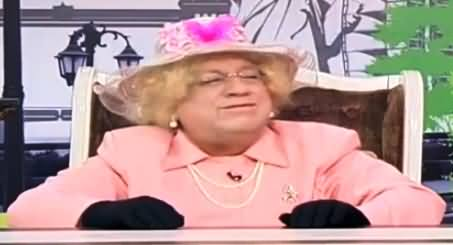 Hasb e Haal (Comedy Show) - 29th January 2017