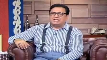 Hasb e Haal (Comedy Show) - 3rd March 2017