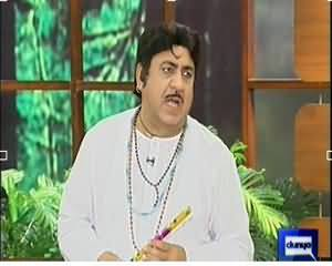 Hasb e Haal Eid Special 3rd Day – 18th October 2013