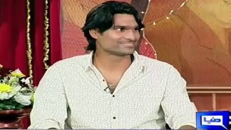 Hasb e Haal (Eid Special with Irfan Khan) – 25th September 2015