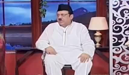 Hasb e Haal (Eid ul Adha Se Pehle Muhalle Kay Manazir) - 17th July 2021