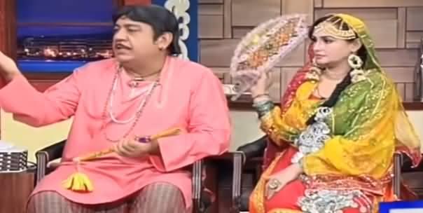 Hasb e Haal (New Couple Vs Heer Ranjha) - 23rd August 2019