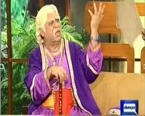 Hasb e Haal On Dunya News – 10th October 2013