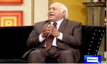 Hasb e Haal (Azizi As Chaudhry Sarwar) – 12th February 2015