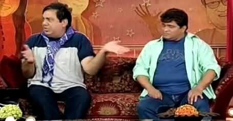 Hasb e Haal on Dunya News – 12th July 2015