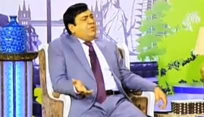 Hasb e Haal On Dunya News - 12th May 2016