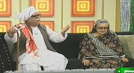 Hasb e Haal on Dunya News – 14th August 2014