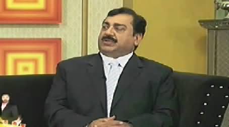 Hasb e Haal on Dunya News – 14th September 2014