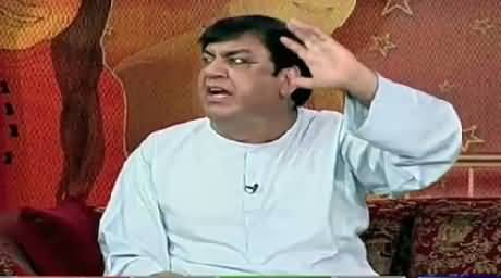 Hasb e Haal on Dunya News – 16th August 2015