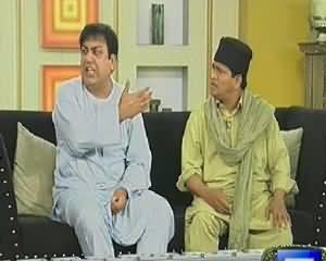 Hasb e Haal on Dunya News – 18th April 2014