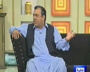 Hasb e Haal on Dunya News – 19th April 2014