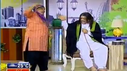 Hasb e Haal On Dunya News - 20th March 2016