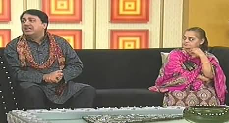 Hasb e Haal on Dunya News – 21st September 2014